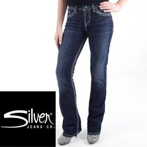 Silver Natsuki Tall Girl Bootcut Jeans - 36x37